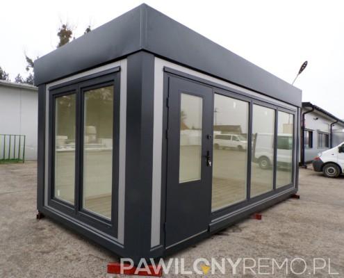 Pawilon handlowy 6x3m