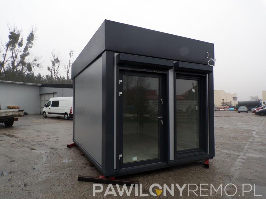 Pawilon Handlowy P12/300/400
